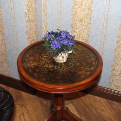 Искуственные цветы фиолетовые