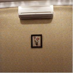 Прямоугольная фото рамка на стену