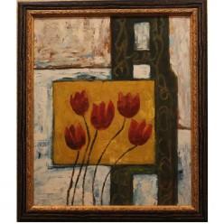 Цветы-Оформление интерьера-bakida-qiymeti-almaq-baku