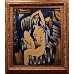 Женщина-Рамы и картины-bakida-qiymeti-almaq-baku