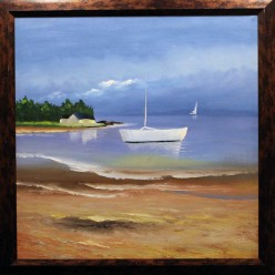 Лодка-Рамы и картины-bakida-qiymeti-almaq-baku