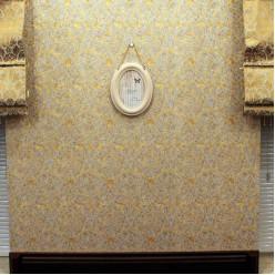 Овальная фото рамка на стену в винтажном стиле
