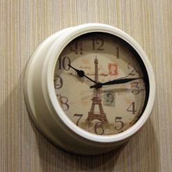 """Настенные часы """"Эфелевая Башня"""""""