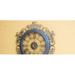 Настенные часы винтажные