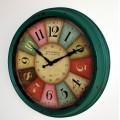 Divar saatı vintaj