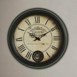 Настенные часы Театр-Настенные часы-bakida-qiymeti-almaq-baku
