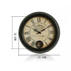 Настенные часы Театр