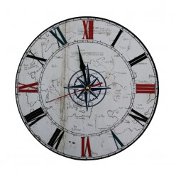 """Настенные часы """"Стороны света""""-Оформление интерьера-bakida-qiymeti-almaq-baku"""