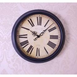 Настенные часы черные-Часы-bakida-qiymeti-almaq-baku