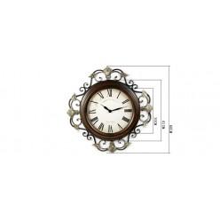 Часы настенные односторонние Leaving
