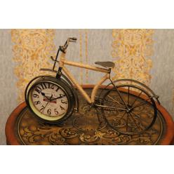 """Настольные часы """"Велосипед"""""""