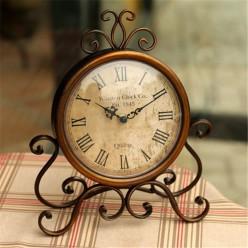 Настольные часы ретро стиль