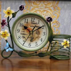 Настольные часы Friend Flower-Настольные часы-bakida-qiymeti-almaq-baku