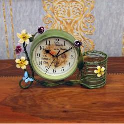 Настольные часы Friend Flower