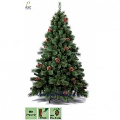 ЕЛКА ROYAL CHRISTMAS COLORADO PREMIUM CONES HOOK ON (270 СМ)