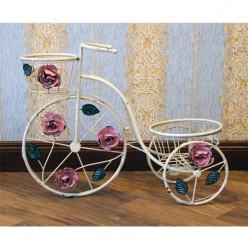 Винтажный велосипед подставник для цветов-Для дома и сада-bakida-qiymeti-almaq-baku