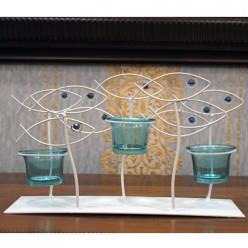 Подсвечник рыбки-Подсвечники и свечи-bakida-qiymeti-almaq-baku
