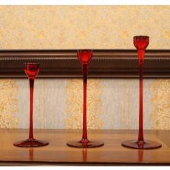 Подсвечники для длинных свечь-Оформление интерьера-bakida-qiymeti-almaq-baku