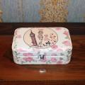Цветочная шкатулка для украшений с Биг Бенем- London England