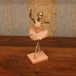 Балерина танцующая-Статуэтки-bakida-qiymeti-almaq-baku