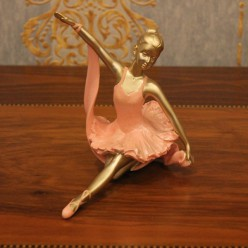 Балерина сидящая -Статуэтки-bakida-qiymeti-almaq-baku