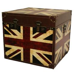 Сундук Флаг Великобритании-Оформление интерьера-bakida-qiymeti-almaq-baku