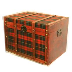 Сундук Шотландский стиль большой -Оформление интерьера-bakida-qiymeti-almaq-baku