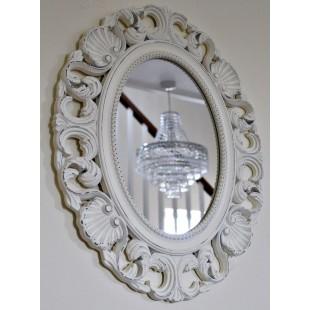 Белое зеркало французский стиль