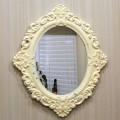 Зеркало белое классическое