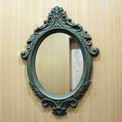 Зеленое интерьерно зеркало-Зеркала-bakida-qiymeti-almaq-baku
