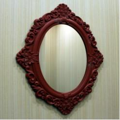 Красное зеркало-Зеркала-bakida-qiymeti-almaq-baku