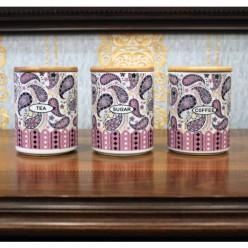 Bankalar çay, kofe, şəkər tozu üçün-Qab qacaq-bakida-qiymeti-almaq-baku