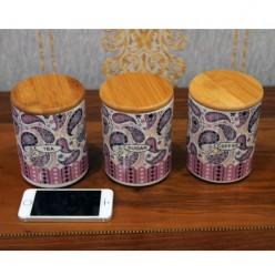 Bankalar çay, kofe, şəkər tozu üçün
