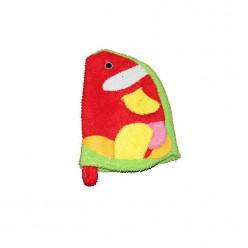 Мочалка красная рыбка-Ванная-bakida-qiymeti-almaq-baku