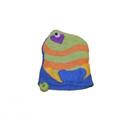 Мочалка зеленная рыбка-Ванная-bakida-qiymeti-almaq-baku