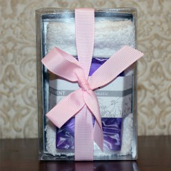 Натуральное мыло с белой мочалкой-Натуральное мыло -bakida-qiymeti-almaq-baku
